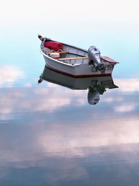 Wall Art - Photograph - Floating On Clouds by Eric Gendron
