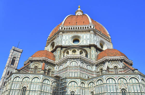 Photograph - Florence Cathedral by JAMART Photography