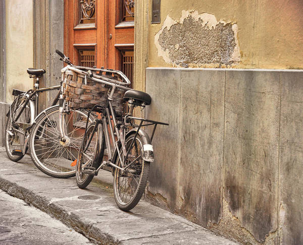 Photograph - Florence Streets by JAMART Photography