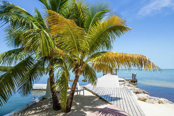Wall Art - Photograph - Florida Keys Heavenly View by Melanie Viola