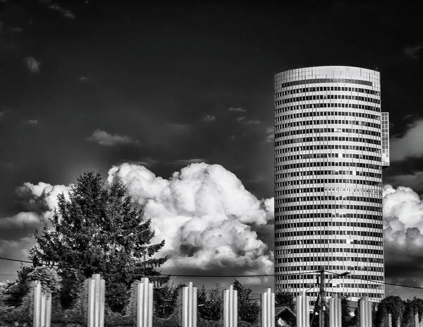 Photograph - Florido Tower by Borja Robles