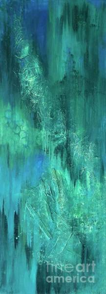 Mixed Media - Flow by Denise Wood