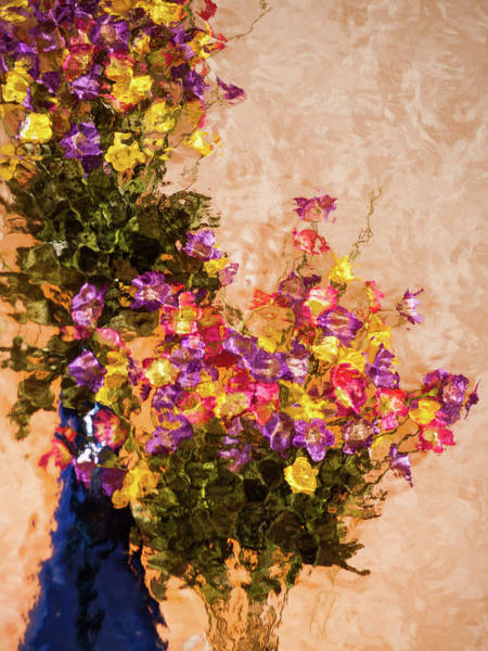 Photograph - Flower Bouquet by Stewart Helberg