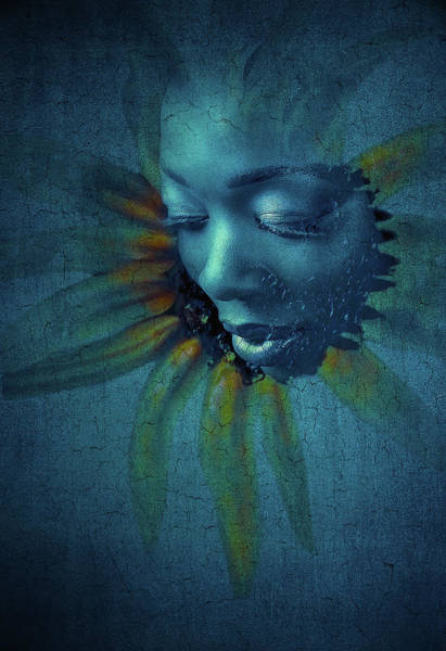Photograph - Flower Child - Limited Edition 4 Of  25 by Reynaldo Williams