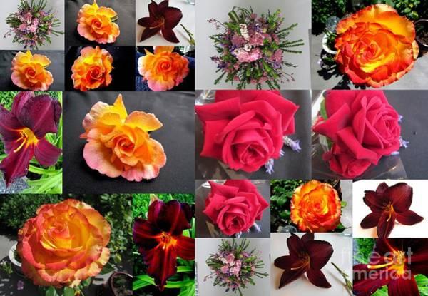 Photograph - Flower Mix  by Joyce Woodhouse