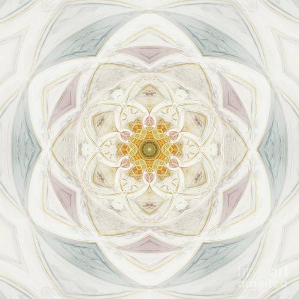Wall Art - Painting - Flower Of Heaven by Raphael Terra