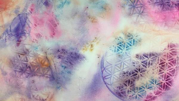 Painting - Flower Of Life by Tara Moorman