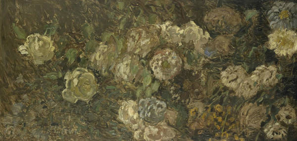 Painting - Flowers, 1860-1912 by Claude Monet