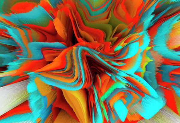 Calla Mixed Media - Flowers Of My Dreams 6 by Elena Gantchikova