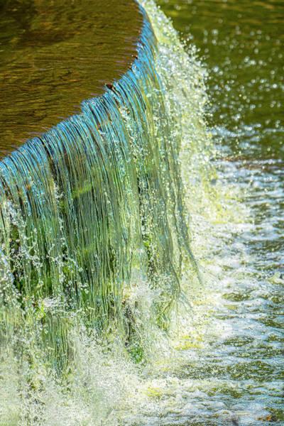 Photograph - Flowing Falls by Jonathan Hansen