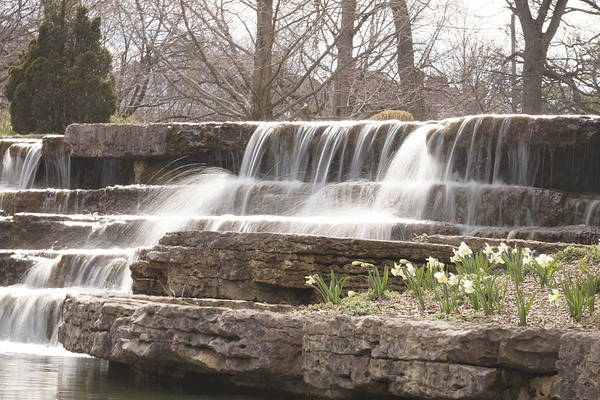 Wall Art - Photograph - Flowing Waters by Beth Collins