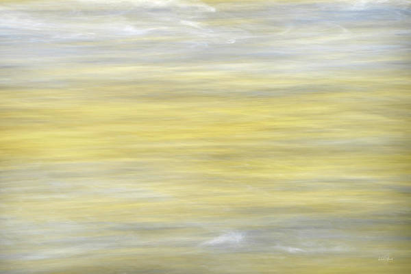 Photograph - Flowing Waters by Leland D Howard