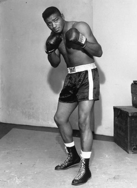Boxing Photograph - Floyd Patterson by Central Press