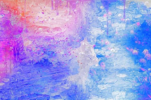 Wall Art - Painting - Flutter by ArtMarketJapan