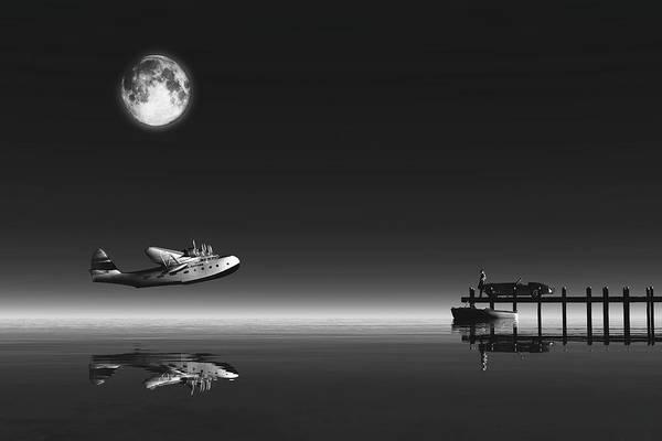 Digital Art - Fly Away by Jan Keteleer