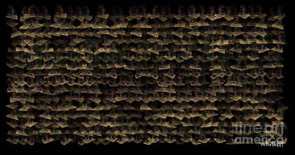 Digital Art - Flying Islands by Bob Winberry