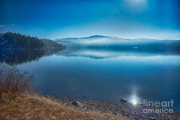 Photograph - Fog And Sun by Matthew Nelson