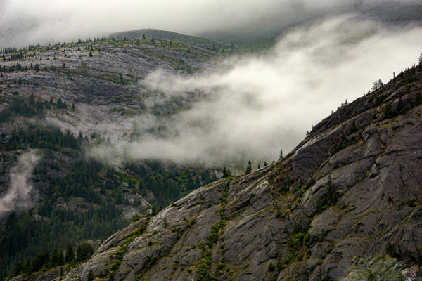 Photograph - Foggy Mountains by Silvia Marcoschamer