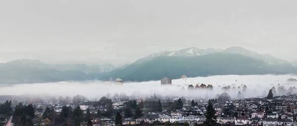 Photograph - Foggy Sky by Juan Contreras