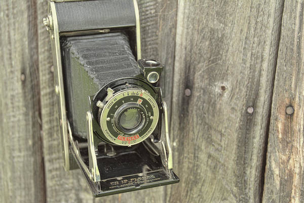 Photograph - Folding Camera by Jamart Photography