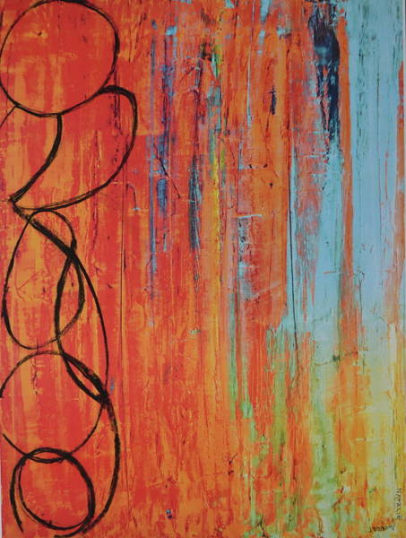 Avondet Wall Art - Digital Art - Follow Me I by Natalie Avondet