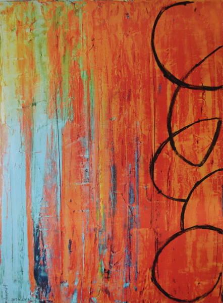 Avondet Wall Art - Digital Art - Follow Me II by Natalie Avondet