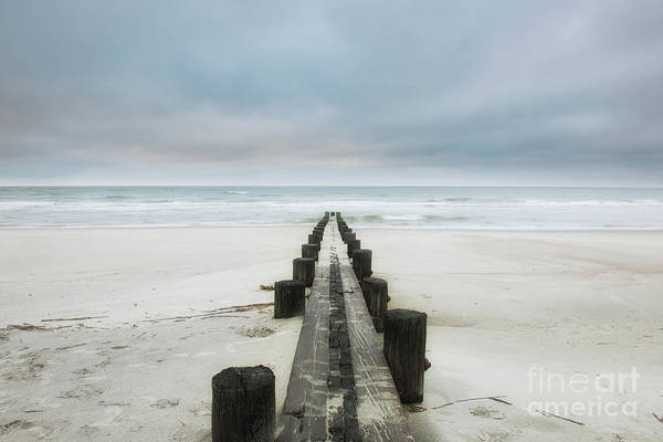 Photograph - Folly Beach - Salt Air by Dale Powell