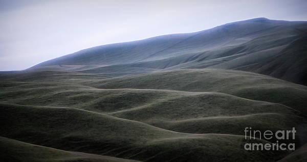 Wall Art - Photograph - Foothills Along Hi-way 5 California  by Chuck Kuhn
