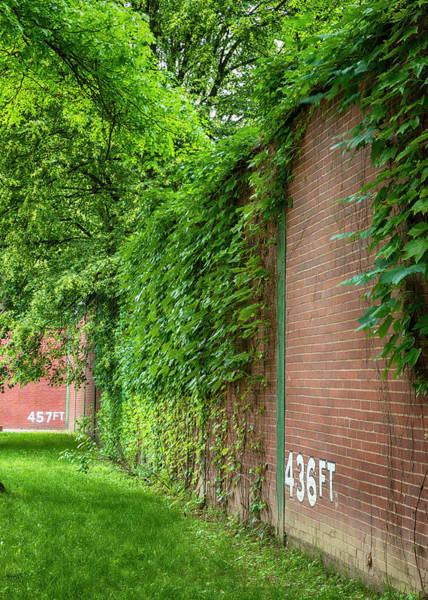Wall Art - Photograph - Forbes Field Wall - #2 by Stephen Stookey