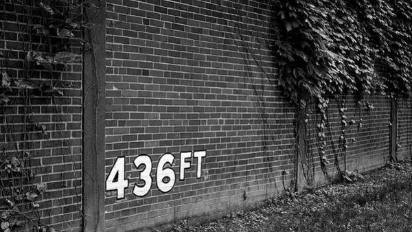 Wall Art - Photograph - Forbes Field Wall 436 - #1 by Stephen Stookey