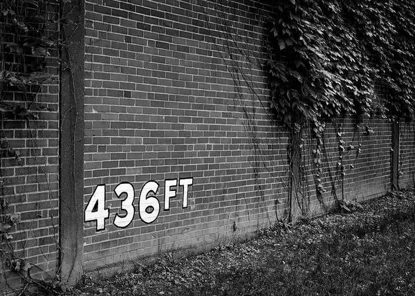 Wall Art - Photograph - Forbes Field Wall 436 - #2 by Stephen Stookey