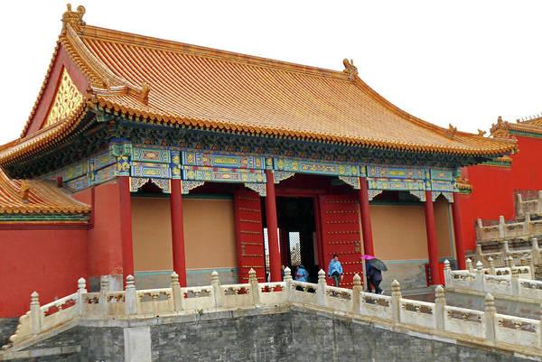 Wall Art - Photograph - Forbidden City 58 by Ron Kandt