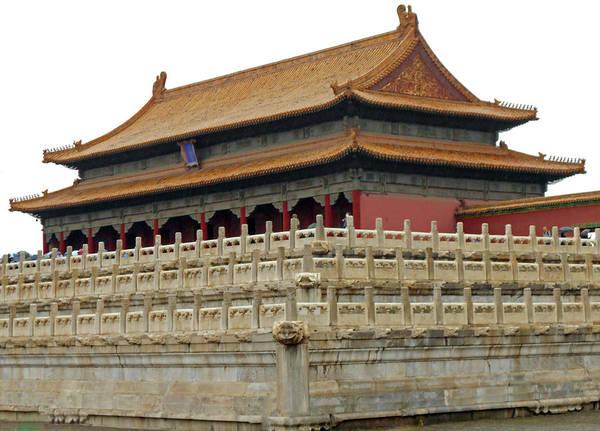 Wall Art - Photograph - Forbidden City 60 by Ron Kandt