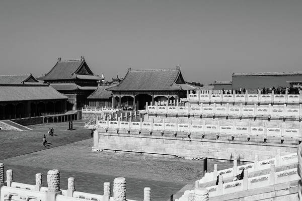 Photograph - Forbidden City, Beijing China by Aashish Vaidya