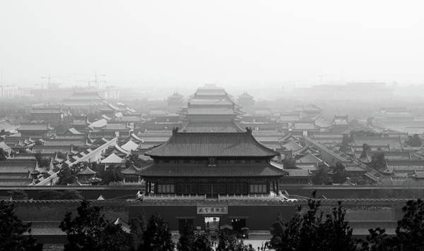 Forbidden City Photograph - Forbidden City In Beijing by By Marin.tomic