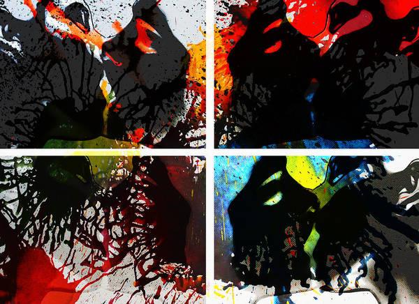 Wall Art - Painting - Forbidden Feelings by Steve K