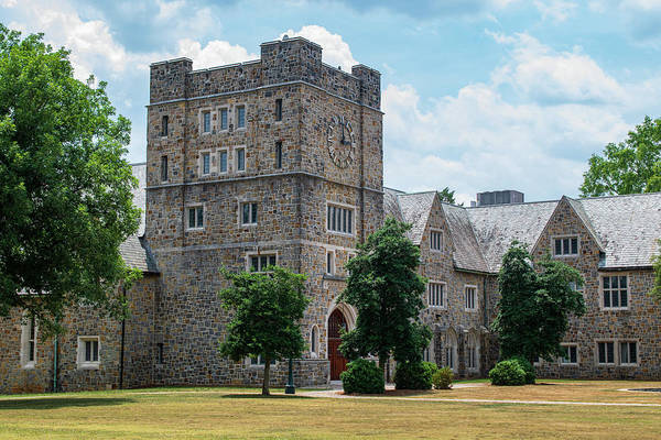 Wall Art - Photograph - Ford Auditorium At Berry College by Mary Ann Artz