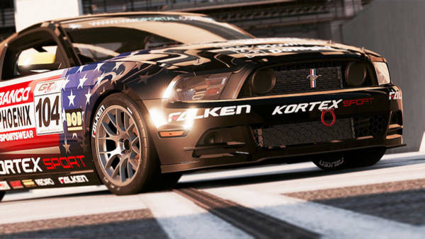 Photograph - Ford Mustang Boss 302r1 - 02 by Andrea Mazzocchetti