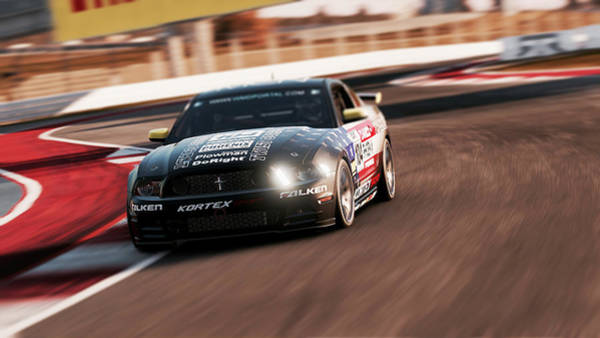Photograph - Ford Mustang Boss 302r1 - 09 by Andrea Mazzocchetti