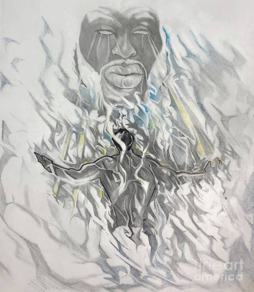 Dope Mixed Media - Forgive Me  Part 2 by Gregory Taylor