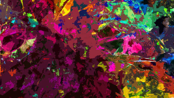 Digital Art - Forgive by Payet Emmanuel