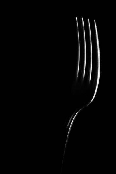 San Sebastian Photograph - Fork by Pfe