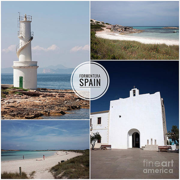 Baleares Photograph - Formentera, Spain by John Edwards
