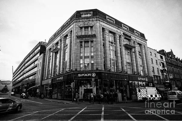 Wall Art - Photograph - Former Burtons Store On Dame St Dublin Republic Of Ireland Europe by Joe Fox