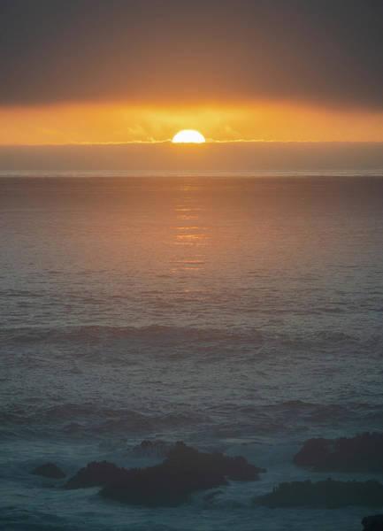 Photograph - Fort Bragg Sunset - 1 by Jonathan Hansen