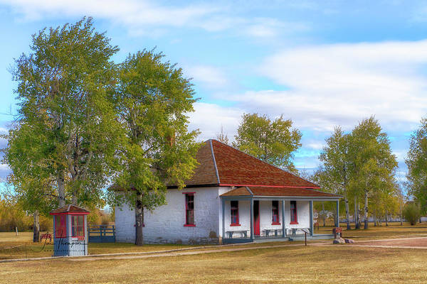 Photograph - Fort Bridger by Jim Thompson