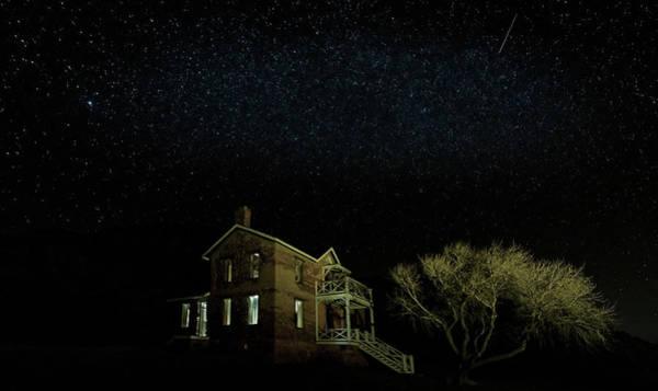 Photograph - Fort Davis by David Pine