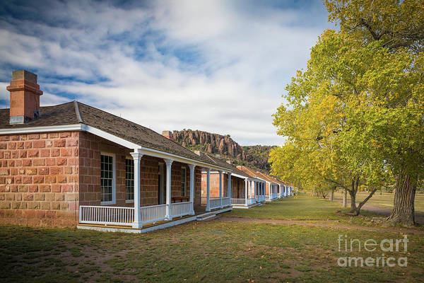 Photograph - Fort Davis by Inge Johnsson