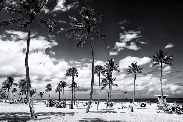 Photograph - Fort Lauderdale Beach Park by John Rizzuto