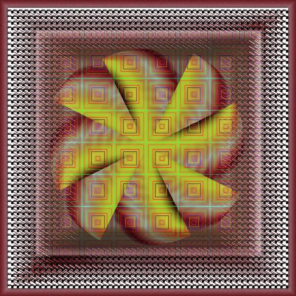 Digital Art - Fractalwind Machine by Mario Carini
